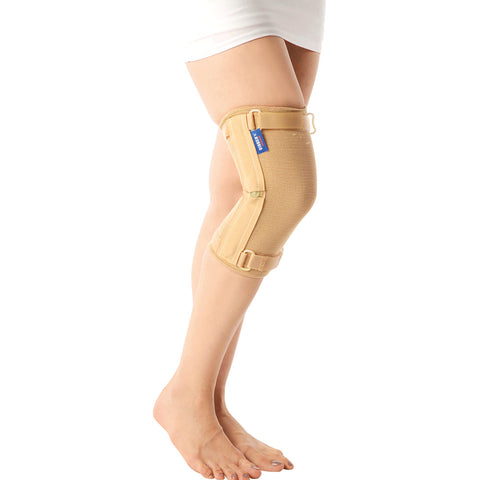 Elastic Knee Cap With Hings Per Pc