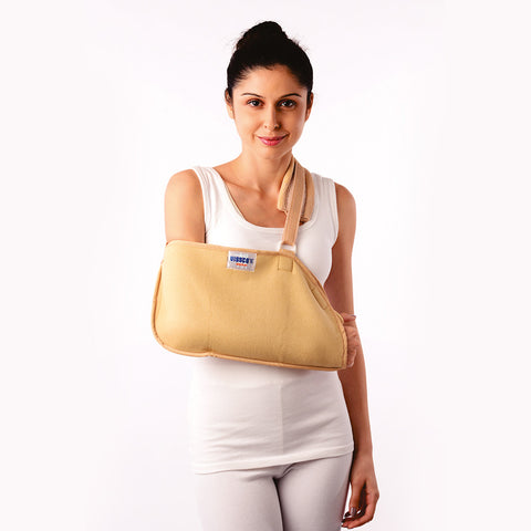 Adjustable Arm Pouch Sling