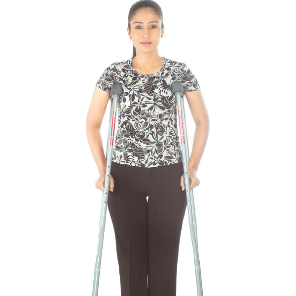 Under Arm Auxiliary Crutches /Pair