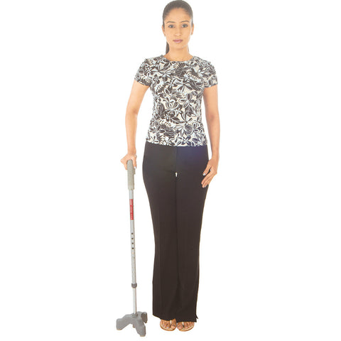 Tripod Walking Stick  U  Shape Per Pc
