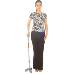 Tripod  Walking Stick  L  Shape Per Pc