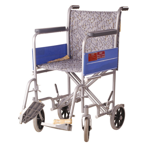 Institutional Wheel Chair /200Mm 4 Wheels