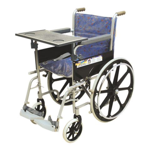 Wheel Chair Regular /Folding Mag Wheels With Writing Board