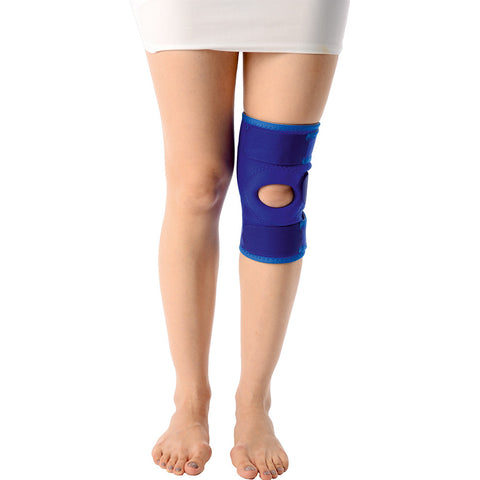 Neoprene Knee Support With Velcro