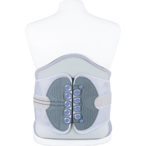 Platinum Corset Brace With Molding
