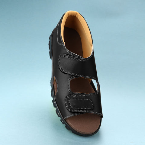513 RU - Men-Diabetic and Senior Friendly Footwear - Rubber Sole