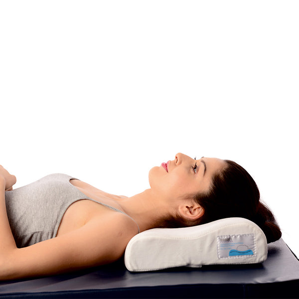 New Contoured Memory Foam Pillow