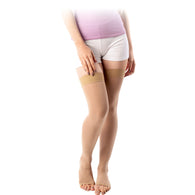 Vissco Platinum Classi Thigh  Length Med.Comp.Stocking