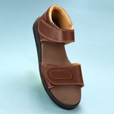 601 PU L - Women-Diabetic and Senior Friendly Footwear - Leather Polyurethane Sole