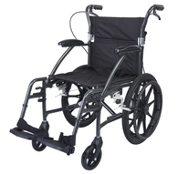 M603MG -  Deluxe Aluminium Wheelchair