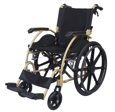 M606MC - Aluminium Wheelchair
