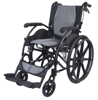 M606MG - Aluminium Wheelchair