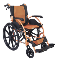 M606MO - Aluminium Wheelchair