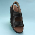 701 RU - Men-Diabetic and Senior Friendly Footwear - Rubber Sole