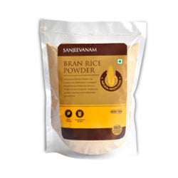 Bran Rice Powder - 500 G