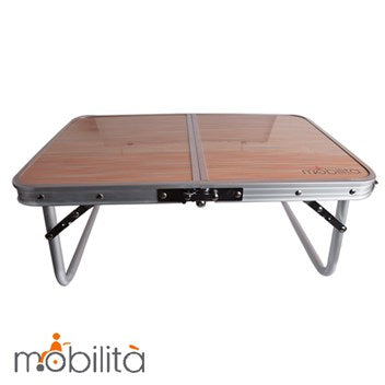 Double Folding Bed Tray
