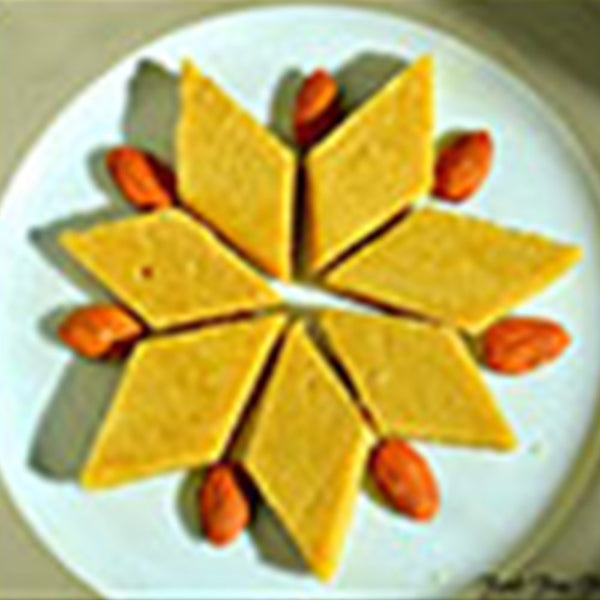 Badam Katli 150Gm - Sugarless Sweets
