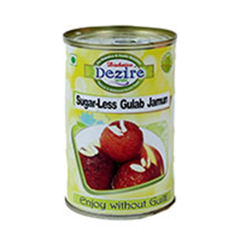 Gulab Jamun Tin - 250G - Sugarless Sweets