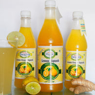 Lemon Squash - 700Ml - Sugarless Squash