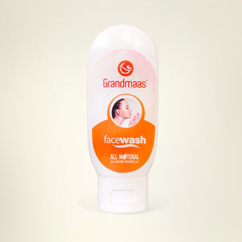 "Grandmaa's Face Wash - ""5 Pieces (75 g each)"