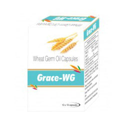 Wheat Germ Oil 500 Mg Capsules