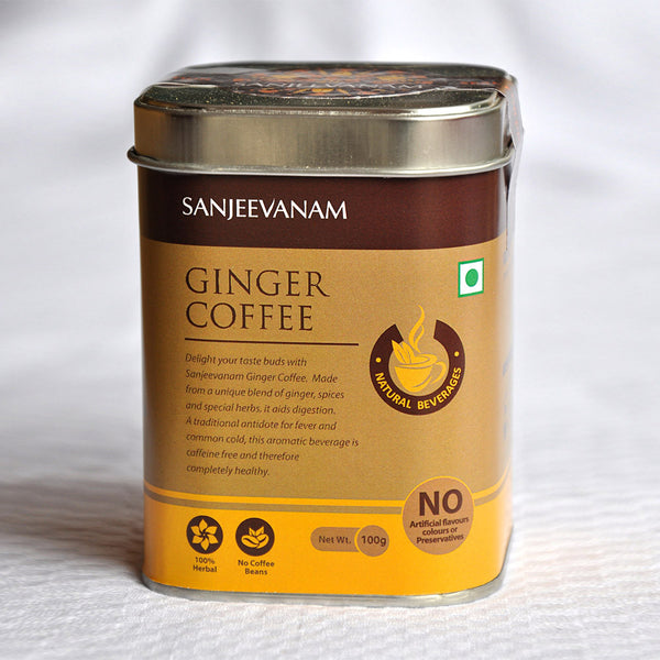 Ginger Coffee - 100 G