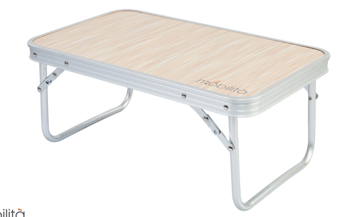 M504 - Aluminium Overbed Single Foldable Table