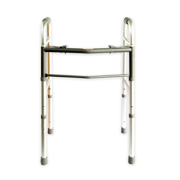 2 Button Folding Walker - (3410)
