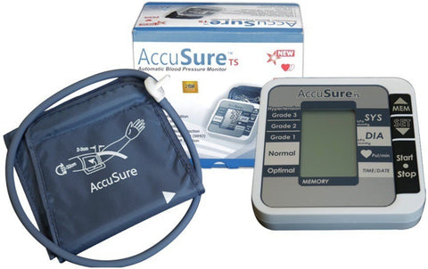 Accusure Blood Pressure Monitor - TS