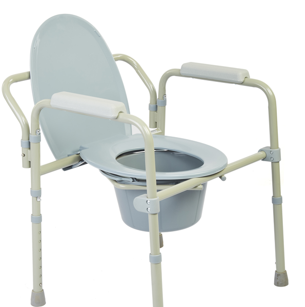 M300 - Bedside Commode Foldable