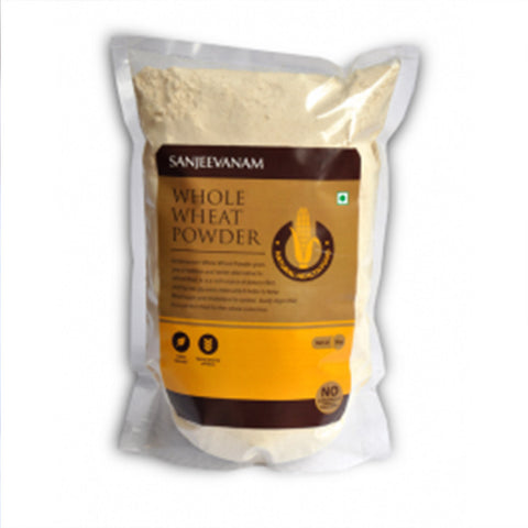 Whole Wheat Powder - 1 Kg