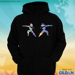 Dab Fusion Holographic Hoodie