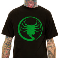 Facehugger Alien Holographic Tee