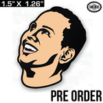 PRE-ORDER Jebaited Lapel Pin