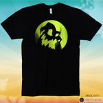 Oogie Boogie Moon  Holographic Tee