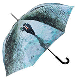 Buy a walking style umbrella, Romance Isn't Dead directly from our studio in Larnaca