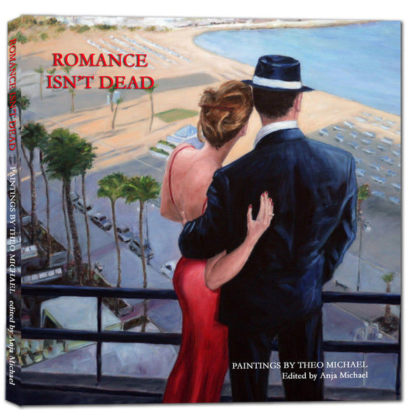 the book Romance Isn't Dead by Theo Michael