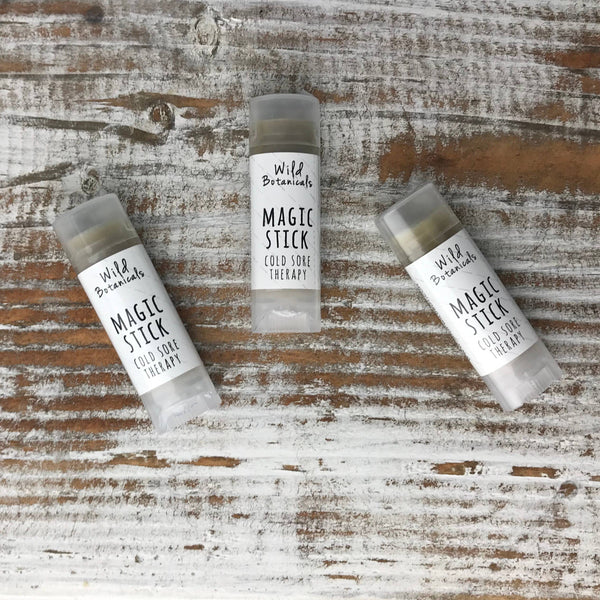 Wild Botanicals - Magic Stick Cold Sore Therapy Balm