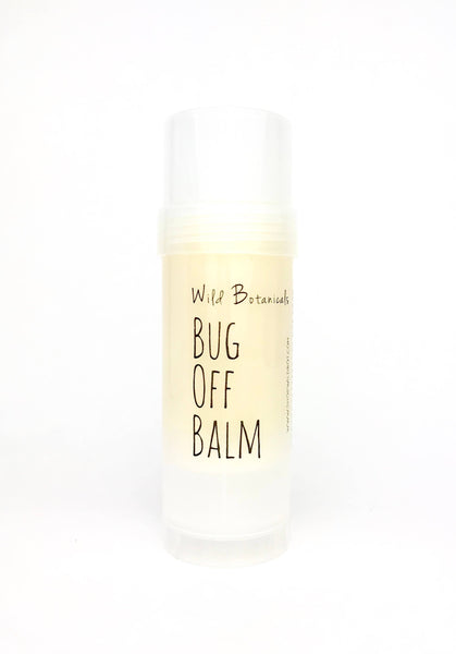 Wild Botanicals - 2oz Bug Off Balm