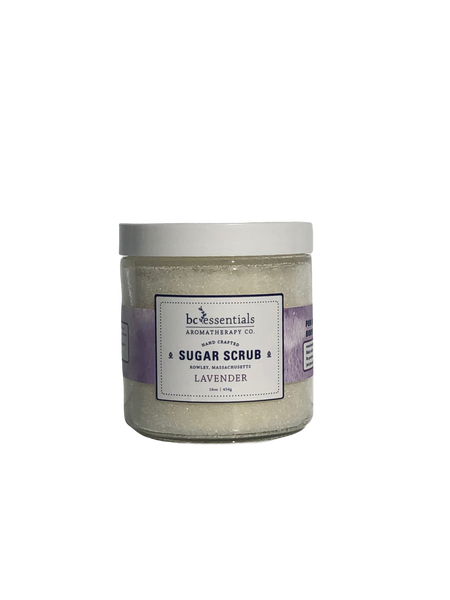 BC Essentials - Lavender Sugar Scrub - 16 oz