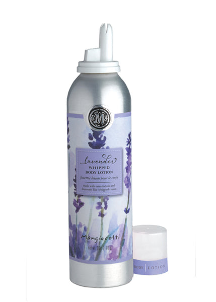Mangiacotti Lavender Whipped Body Lotion