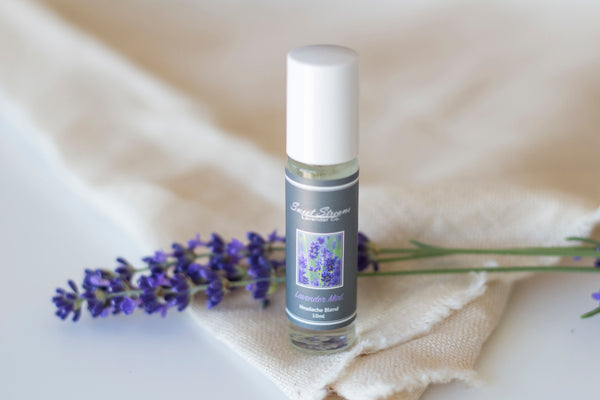 Sweet Streams Lavender Co. - Lavender Mint Eucalyptus Breathe Blend Roller