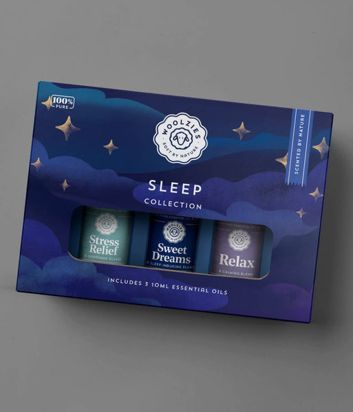 Woolzies The Deep Sleep Essential Oil Collection