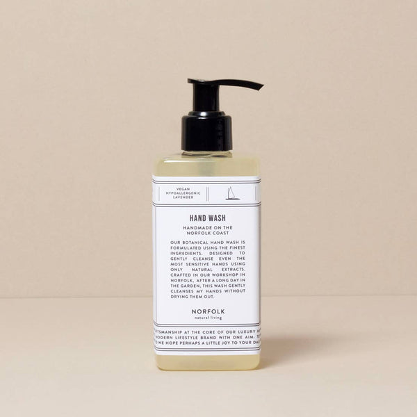 Norfolk Natural Living Lavender Hand Wash