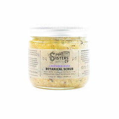 Spinster Sisters Lavender Rose Botanical Scrub