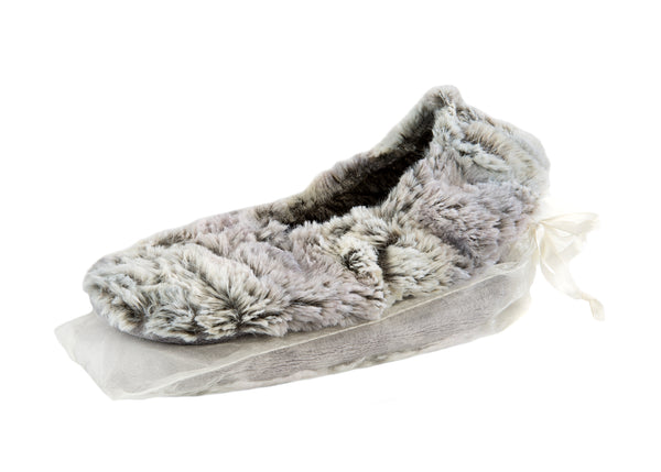 Sonoma Eucalyptus Silver Fox  Heated Footies