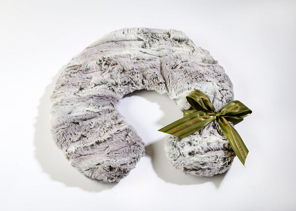 Sonoma Eucalyptus Silver Fox Neck Pillow