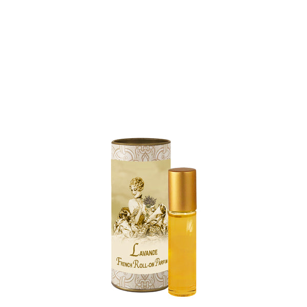 La Bouquetiere  Lavender French Perfume Roll-On