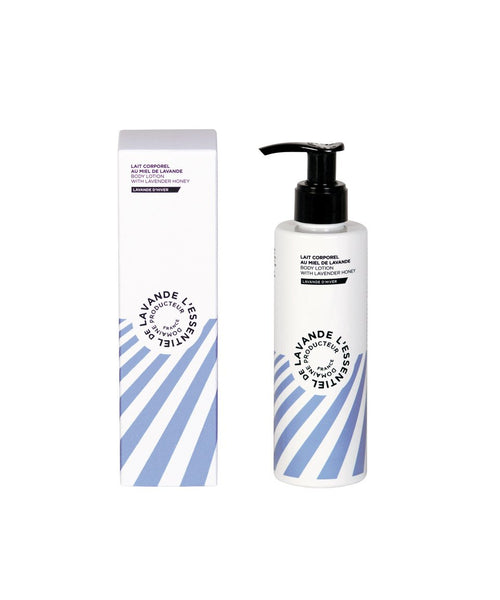 l'Essentiel de lavande Body Lotion with Lavender & Honey