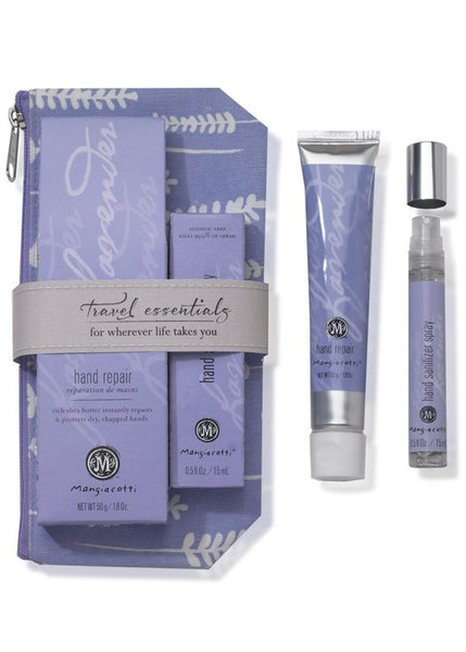 Mangiacotti Lavender Travel Essentials - For Hands